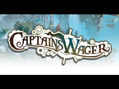 """UndeadViking Videos - Captain's Wager Review - """"Steampunk Pirate Gambling!"""""""