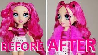 Stella Monroe Doll MAKE-OVER: Rainbow High Series 2