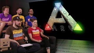 ARK: Survival Evolved Announcement Trailer!