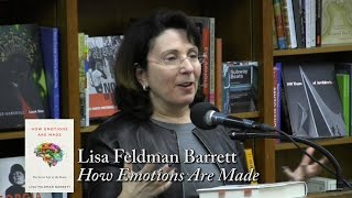 """How Emotions Are Made"". Listening to Lisa Feldman Barrett"