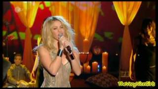 Shakira - Gypsy - live (Germany)