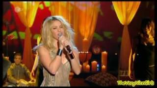 Shakira - Gypsy - live (Germany)