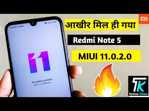 Redmi note 5 MIUI 11 Global stable update |MIUI 11 top new features |Miui 11 New Update