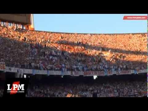 """""""Varios Cantitos - Superclásico Inicial 2013"""" Barra: Los Borrachos del Tablón • Club: River Plate • País: Argentina"""