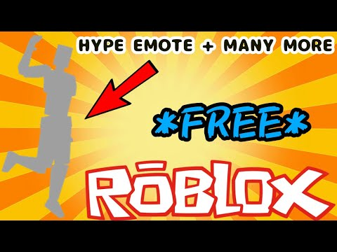 New Roblox Emotes Free - New How To Get Hype And Four Other Emotes Roblox Event
