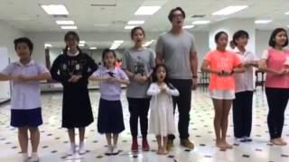 Rehearsal: Do-Re-Mi - reprise (Thai)
