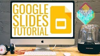 How To: Quick Tutorial for New Google Slides Presentation 2019