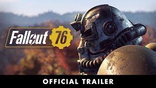 Fallout 76 – Official E3 Trailer - dooclip.me