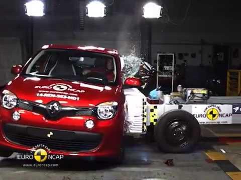 NCAP: Renault Twingo