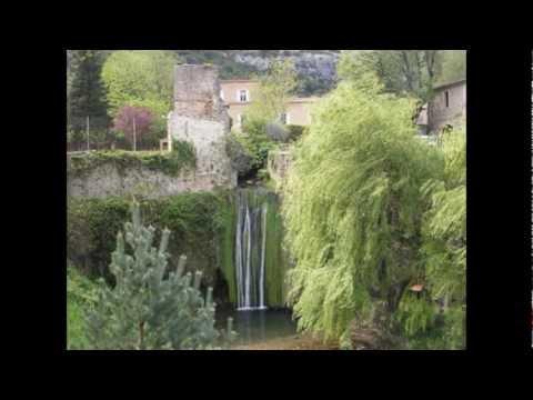 France Saint-Guilhem-le-Désert (Hérault) Frankrijk Languedoc-Roussillon
