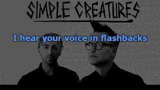 Simple Creatures    Adrenaline (Karaoke)