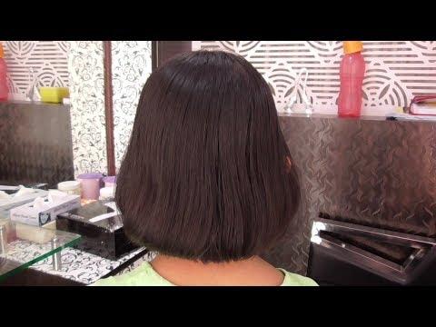 Apple hair cut