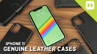 Top 5 iPhone 11 Leather Cases