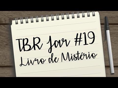 TBR jar #19 - mistério!