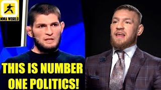 IT'S OFFICIAL Khabib has been suspended for 9 months while Conor McGregor gets 6months,Darren Till