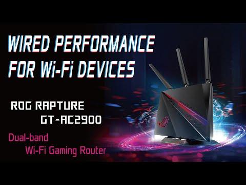 ASUS GT-AC2900 ROG routeur gaming