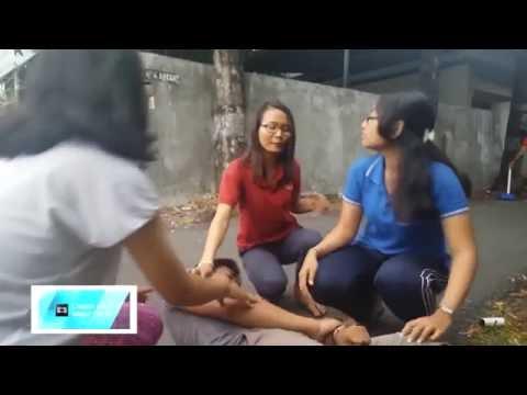 Video Penanganan Pertama saat Digigit Ular_SGD 4 PSIK 2013