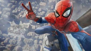 Every trailer for Marvel's Spiderman PS4. (WATCH)