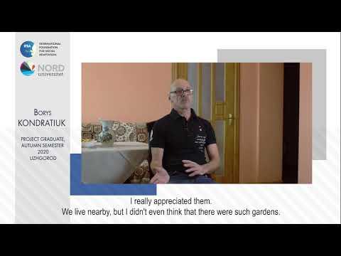 Відео-відгук випускника проекту «Норвегія-Україна» Бориса Кондратюка
