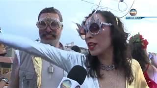 Cantor Moraes Moreira Anima O Carnaval De São Luís