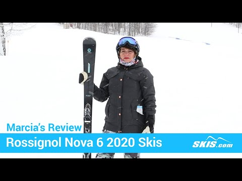 Video: Rossignol Nova 6 Skis 2020 14 50