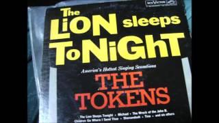 The Tokens - The Lion Sleeps Tonight RCA 1961 MONO Full LP