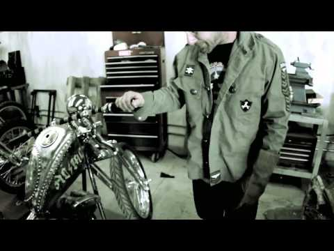 Affliction American Customs Update with John Moss