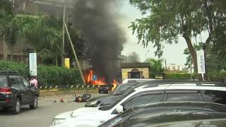 In Nairobi al-Shabab claims role in deadly attack