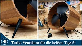 Ich baue mir einen Ventilator!!