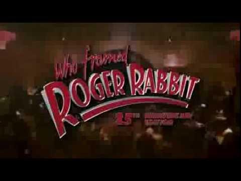 Who Framed Roger Rabbit Movie Trailer