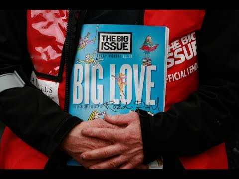 the big issue social enterprise