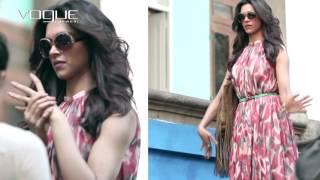 Deepika Vogue