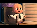 THE BOSS BABY 'I'm The Boss' Movie Clip + Trailer (2017)