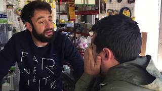 •LLORÓN EN LA FERRETERÍA• Rodriguez Galati #MisaCochina