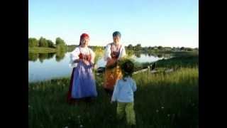 Иванов день в Юшкозере 2012год