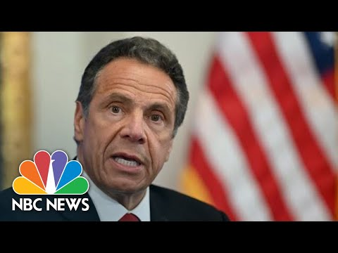 Cuomo Holds Covid Briefing Amid Harassment Allegations | NBC News