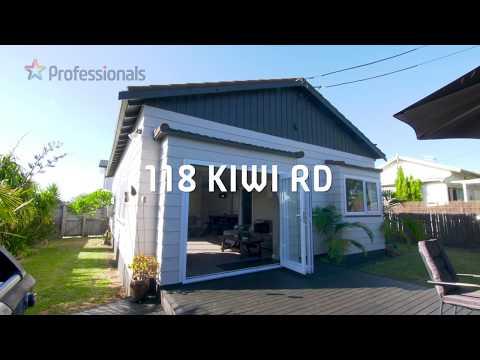 118 Kiwi Road, Pt Chevalier