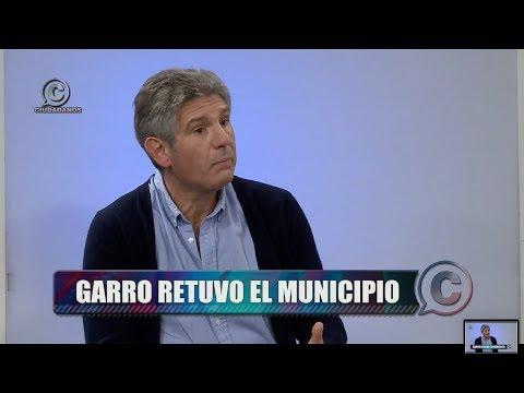 """VIDEO """"Kicillof dijo que quiere ver brillar a La Plata, nosotros también así que esperamos contar con su ayuda"""""""