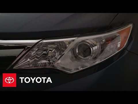 Toyota Camry - How to playlist