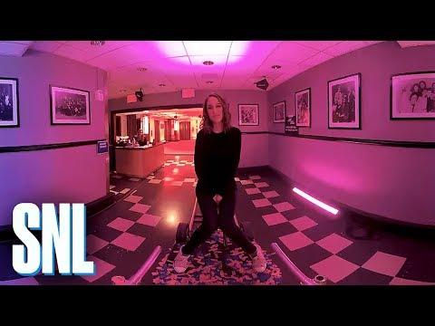 Natalie Portman's 360° SNL Promo - SNL