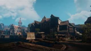 The Witcher 3 Next Generation LOD BETA Mod Preview