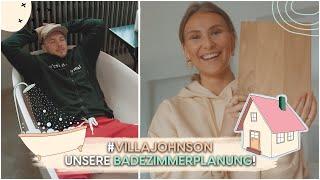 Unsere Badezimmer & Sauna Planung - HAUSUPDATE #12 | AnaJohnson