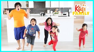 Ryan's fun kids activities to have fun at home and morning routine!!