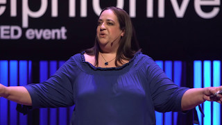 When Someone You Love Dies,There Is No Such Thing as Moving On | Kelley Lynn | TEDxAdelphiUniversity