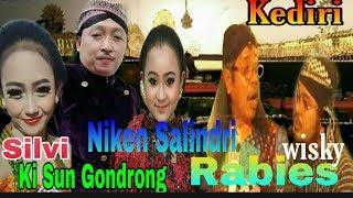 Ki Sun Gondrong Bt Niken Salindri .Lusi Brahman And  Wisky Rabies Jogya