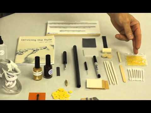 The Valentino Flute Fix Kit