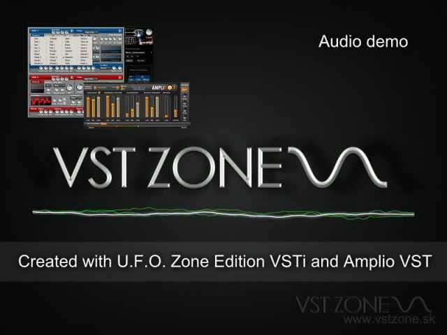 Amplio & U.F.O. Zone edition VSTi audio demo 2