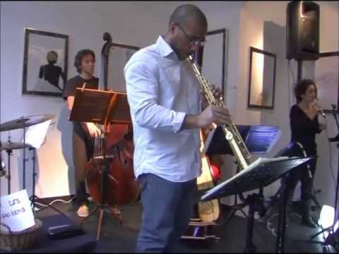 Quiétude by Maïwenn Ekoue with the Twinkel Quintet. Live Music in Paris - France