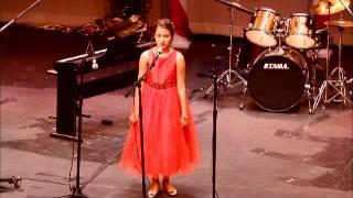 "Holly Thompson ""Cayman Islands National Song"" Cayman Music School"