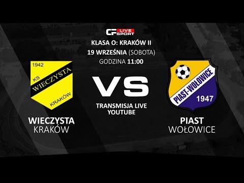 Klasa O Kraków II: Wieczysta Kraków - Piast Wołowice [TRANSMISJA NA ŻYWO]
